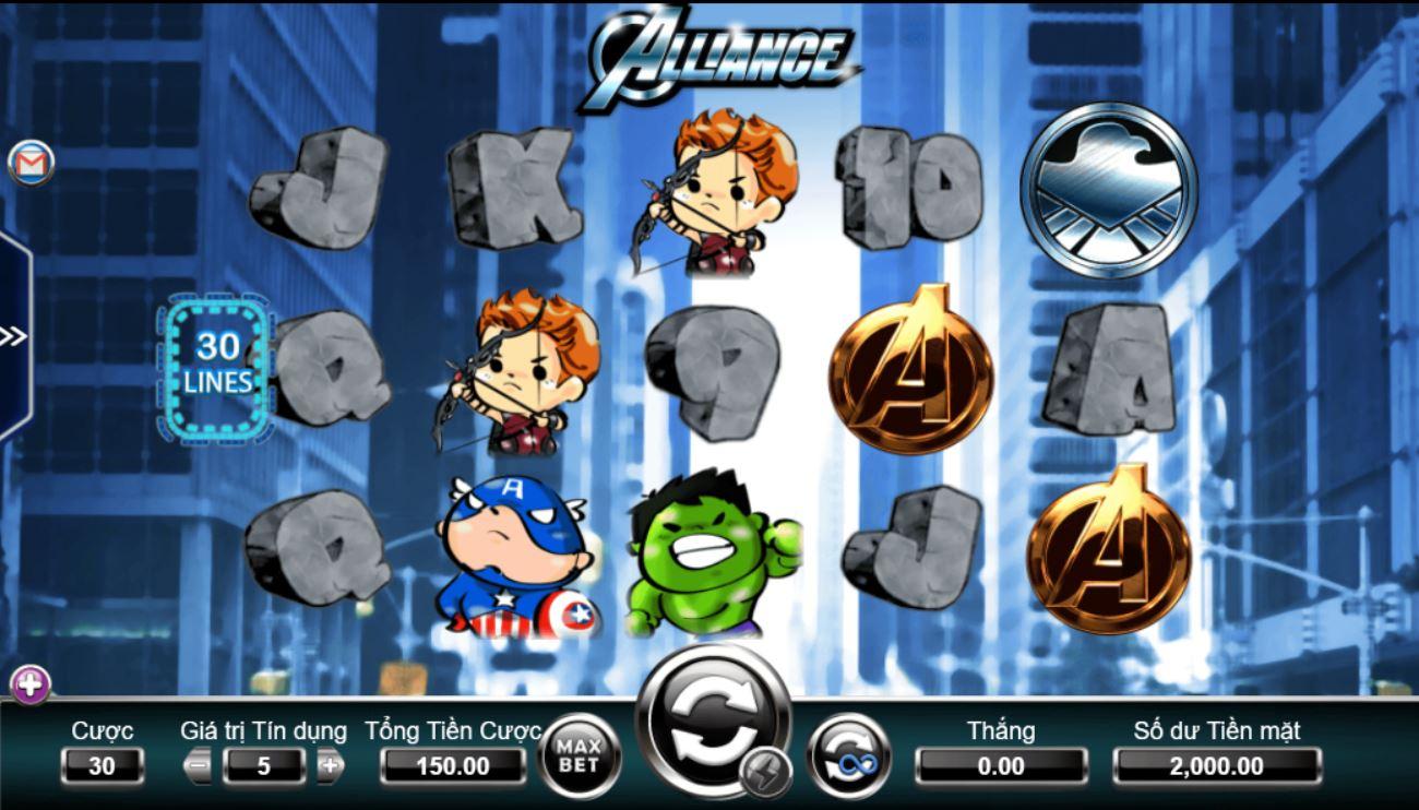 Alliance liên minh huyền thoại với các nhân vật đình đám nổi tiếng