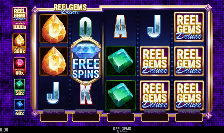 Reel Gems Deluxe