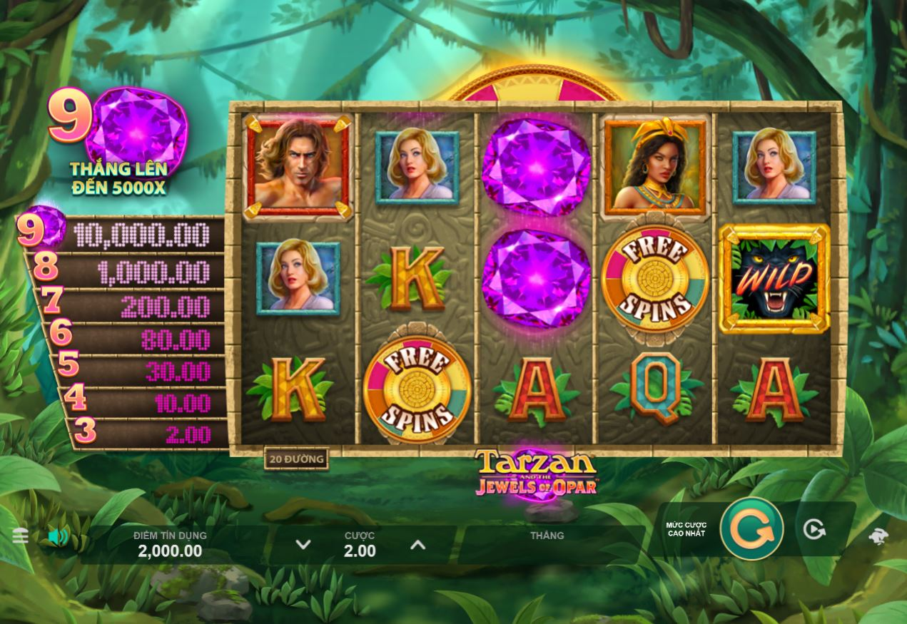 Tarzan And The Jewel Of Opar