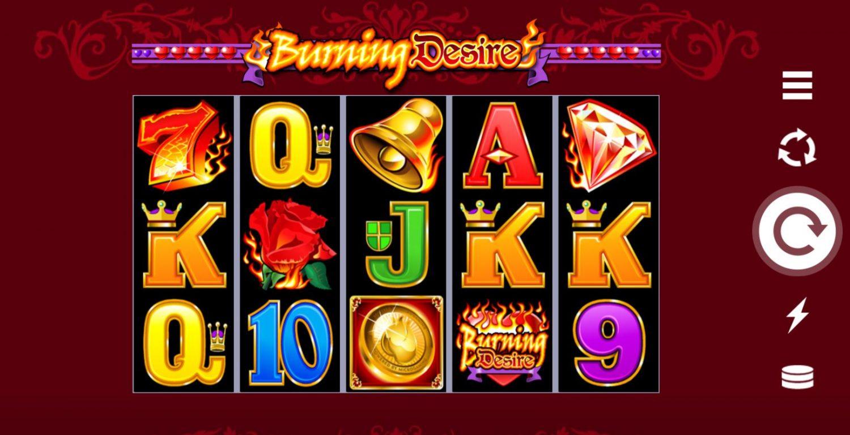 Review cách chơi và tính năng đặc biệt trong game quay hũ Burning Desire