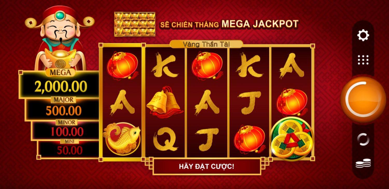Hướng dẫn chơi game quay hũ Ingots of Cai Shen - bội thu vàng từ thần tài