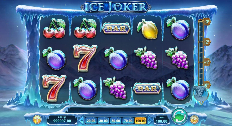 Review cách chơi và tính năng đặc biệt trong Ice Joker - vua hề băng giá