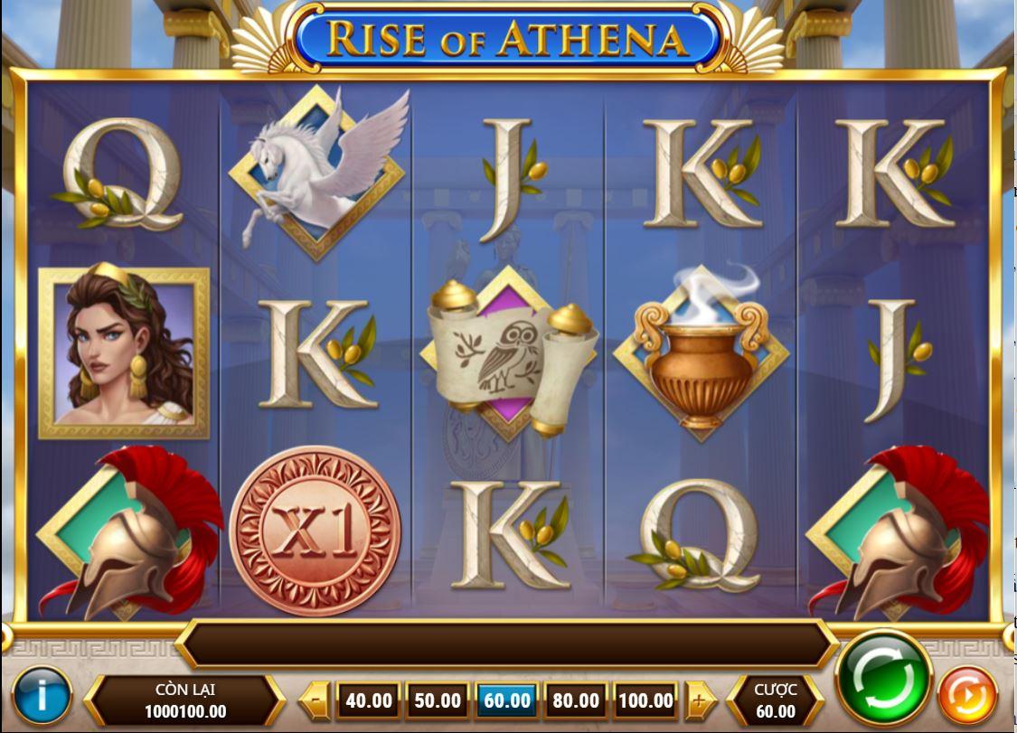 Review Rise of Athena - Sự nổi dậy của nữ thần Athena