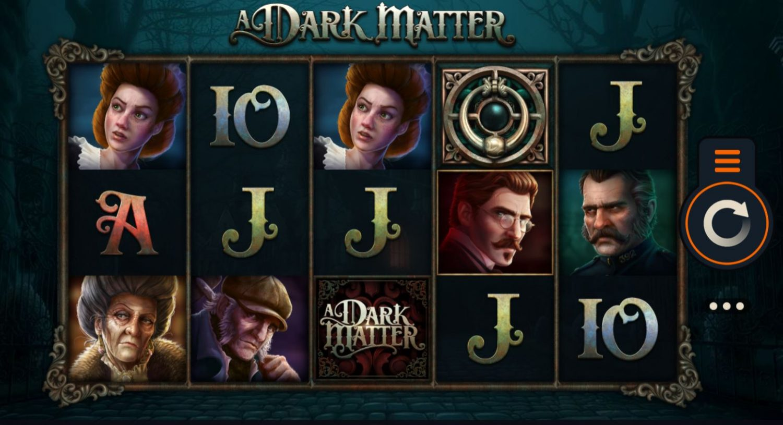 Game quay hũ A Dark Matter - Sự kiện đen tối