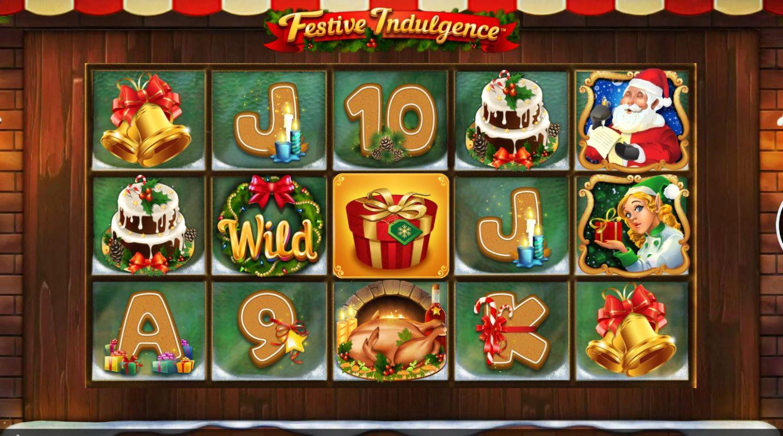 Game quay hũ Festive Indulgence - Lễ hội khoái lạc