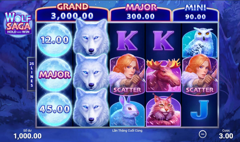 Review những tính năng đặc biệt và cách chơi Wolf Saga - Sói Saga
