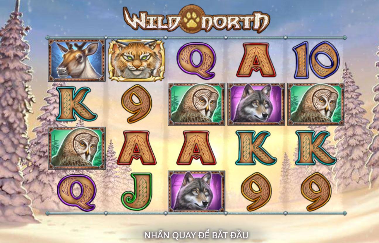 Review game quay hũ Wild North - Miền đất Bắc cực hoang dã